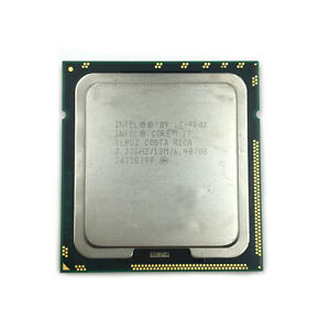 Intel Core i7-980X Extreme Edition SLBUZ Six Core 3.33 GHz Socket B LGA1366 CPU
