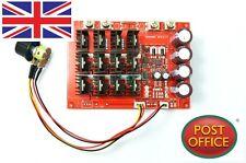 10-50V 60A dc motor speed control pwm hho rc contrôleur 12V 24V 48V 3000W max