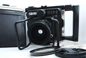 【Exc+++】Cambo Wide 750 Camera + Super Angulon 75mm f5.6 Lens Copal No,0 #146