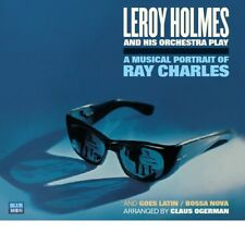 LeRoy Holmes A Musical Portrait of Ray Charles + Goes Latin Bossa Nova