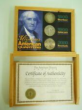 American Coin Treasures 3 Centuries of American Quarters