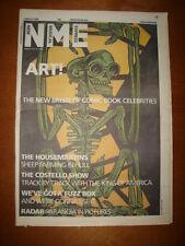 NME 1986 MAR 1 HOUSEMARTINS COSTELLO ART! FUZZ BOX