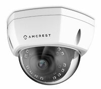 Amcrest IP2M-851EW  ProHD Outdoor 2 Megapixel PoE Dome IP Security Camera - IP67