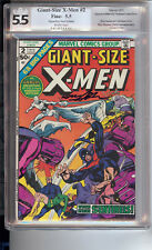 """GIANT SIZE X-MEN #2  5.5 PGX  SE  """"SIGNED BY NEAL ADAMS """""""