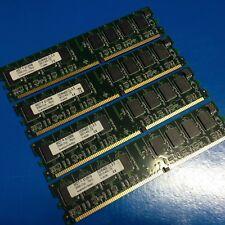 MDT 2gb 4x 512mb ddr-400 di RAM cl2.5 pc3200u desktop PC MEMORIA