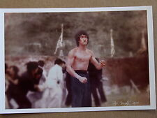 PHOTO BRUCE LEE COLLECTION N°  86 - OPERATION DRAGON