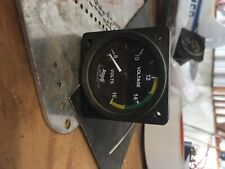 Vans Aircraft Volt meter gauge