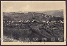 GENOVA TRIBOGNA 04 Frazione CASSANESI Cartolina viaggiata 1956