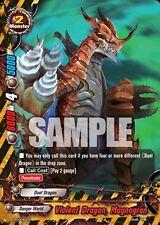 Buddyfight Violent Dragon  Magnagran PR/0045EN  PR Near Mint Fast Shipping!
