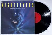 Doug Timm - Nightflyers (1987) Vinyl LP •PLAY-GRADED• Soundtrack