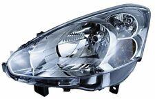 Optique de Phare avant gauche Peugeot Partner du 06/2012 au 07/2018