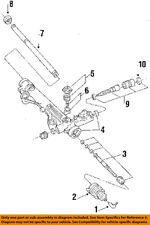 FORD OEM Steering Gear-Inner Tie Rod End F6SZ3280BA