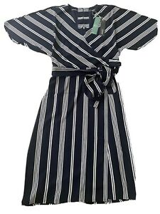 Kleid esprit Gr. 38 Blau-weiß gestreift - neu