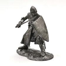 54mm miniature Italian Knight 13th Century 1:32 toy figures