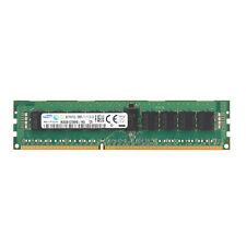 New Samsung 8GB 1x 8GB PC3L-12800R DDR3-1600MHz 1RX4 ECC REG SERVER MEMORY RAM