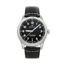 Breitling Navitimer 8 A17314101/B1X1 de Acero Reloj Automático para Hombres Esfera Negra
