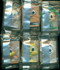 General Mills 2020 Cereal Squad Mascot Lucky Sonny Chip Buzz Cinnamoji Trix Set