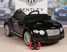 Kinderauto Elektro Auto Bentley GTC  Akku LED Elektrofahrzeug Ride On Car Lizenz