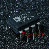 5PCS AD712JN DIP-8 Precision Amplifiers PREC HIGH Spd DUAL BIFET