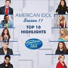 AMERICAN IDOL / SEASON 11 - Top 10 Highlights (Phillip Phillips, etc.) CD
