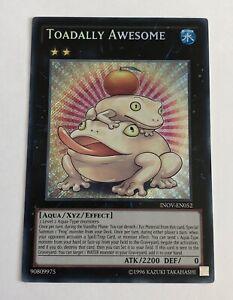 Yu-Gi-Oh! Toadally Awesome INOV-EN052 Secret Rare Nr Mint