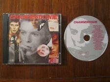 David Bowie CD 1990 Changesbowie VG Rykodisc RCD 20171