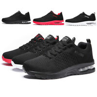 Men's Air Cushion Running Shoes Outdoor Sneakers Athletic Jogging Tennis Walking