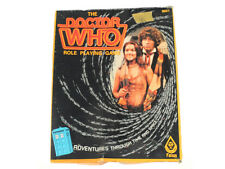 Vintage Doctor Who Role Playing Game