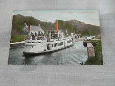 More details for postcard  p8f3 cairnbaan  store  linnet crinan  canal