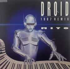 "Mito - Droid (1987 Remix) - 12"" Maxi - K1151 - washed & cleaned"