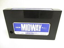 MSX COLOR MIDWAY Cartridge only Import Japan Video Game msx