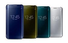 Unifarbene Etuis für Samsung Galaxy S6 Edge