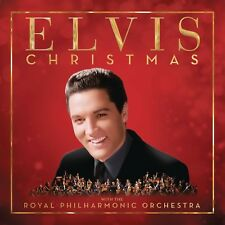 ELVIS PRESLEY - CHRISTMAS WITH THE ROYAL PHILHARMONIC ORCHESTRA RED CD NEU