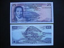 ICELAND  25 Krónur 1961  (P43)  UNC