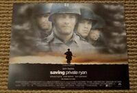 Saving Private Ryan movie poster - Tom Hanks - 12 x 16 inches