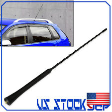 """For VW Nissan Mini Cooper Toyota BMW 16"""" Roof Mast Whip Radio Aerial Antenna"""