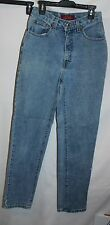 """Women's Rare Trade Mark Limited Jeans 25"""" x 29"""" Authentic American - Made in USA"""