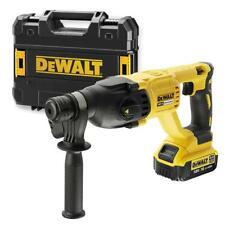DEWALT DCH133M1 18v Li-ion XR Brushless SDS+ Rotary Hammer Drill