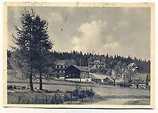 E 32-viejos montaña, bärenburg, mirar hacia Hermann altura, 1947 corriendo