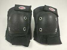 Bell Contoured Elbow Pads Protective Gear ~ Rn110269 ~ Kids 8-11 ~ Black - Nice!