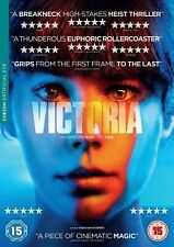 Victoria Dvd Laia Costa Brand New & Factory Sealed