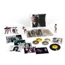 THE ROLLING STONES - STICKY FINGERS SUPER DELUXE BOX SET 3CD+DVD+VINYL [NEW]