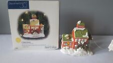 Dept 56 Snow Village Classic Ornament Series J. Young's Granary Nib #98644