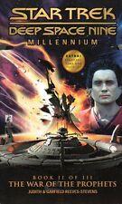 Star Trek Deep Space Nine Millennium (Book 2) The War Of The Prophets Reeves VGC