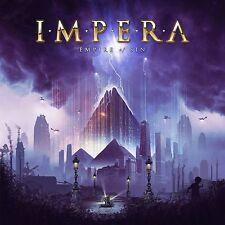 IMPERA - Empire Of Sin CD 2015 Melodic Rock Escape Music *NEW*