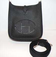 Hermes Evelyne 16 Tpm Black Epsom Bag Amazon Strap A 2017