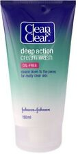 Clean And Clear Deep Action Oil-Free Cream Wash - 150 ml