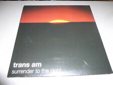 TRANS AM - Surrender To The Night  - LIMITED LP COLOURED Vinyl // Neu & OVP