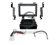 Radio Stereo Installation Dash Kit Combo SD/DD + Wire Harness + Antenna CH5