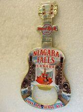 NIAGARA FALLS CANADA,Hard Rock Cafe,MAGNET,Bottle Opener,Love All Serve All